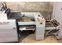 Horizon Collator stitcher, trimmer