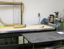 Multicam Series II S CNC Router
