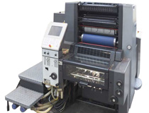 Heidelberg Speedmaster 1 colour